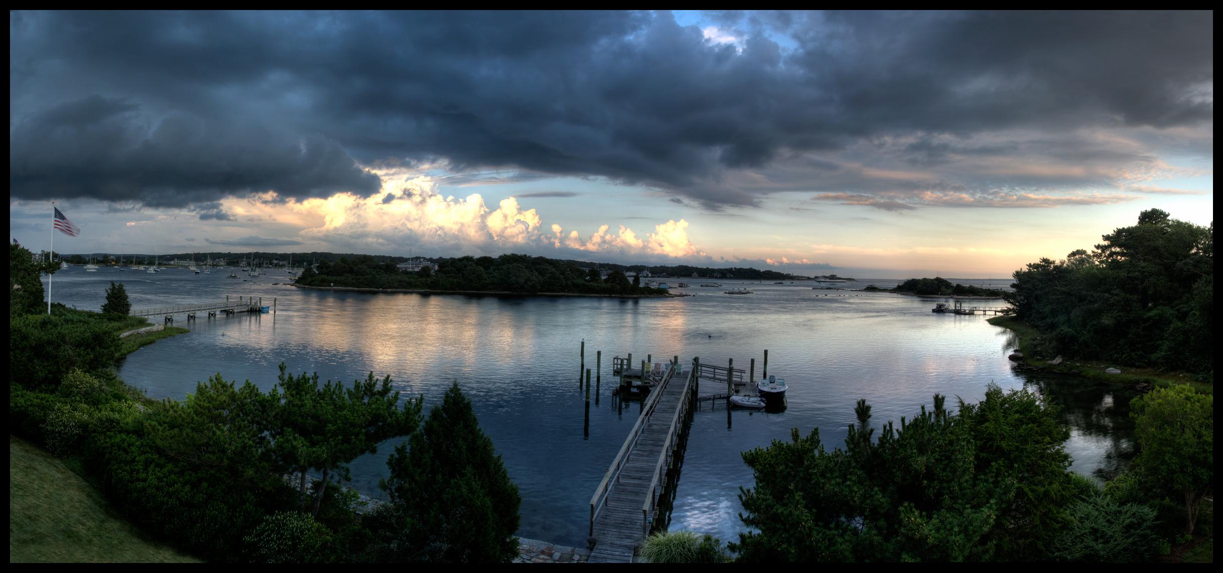 Cape Cod Panorama