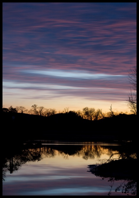 Reflecting Sky